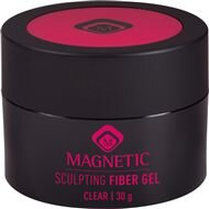 Sculpting Fiber Gel 30g/ Скульптурный файбер гель прозрачный 30 гр